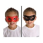 Hero Mask Black/ Red