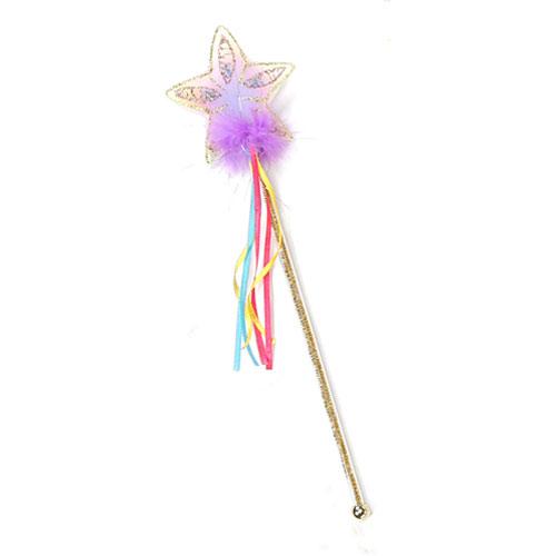 Glitter rainbow wand creative education of canada for Glitter wand