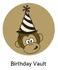 3 Birthday Vault